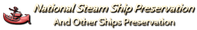 National Steam Ship Preservation And Other Ships Preservation - Powered by vBulletin